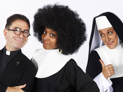 Sister Act: i protagonisti del musical
