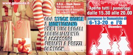 Gda Stockhouse Natale 2015