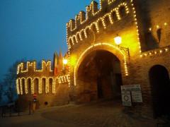 """Corinaldo si trasforma nel """"Castello delle Fiabe"""". Partiti gli eventi natalizi"""
