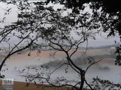 'Nubi sulla campagna Ostrense' di Massimo Mariselli