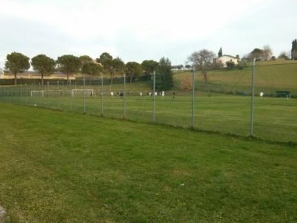 Rinnovata la gestione dell'impianto sportivo di Via Santa Lucia, a Castelleone di Suasa, stipulata con la Società ASD Castelleonese