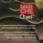 Presentazione libro Marche Chef: la copertina