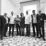 Presentazione libro Marche Chef: foto di gruppo