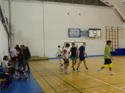 La squadra Il Casale del IV memorial di volley Pierangeli