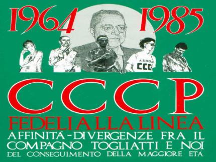 Album dei CCCP