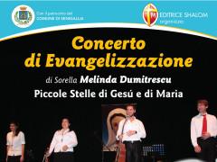 Concerto di evangelizzazione alla Fenice di Senigallia