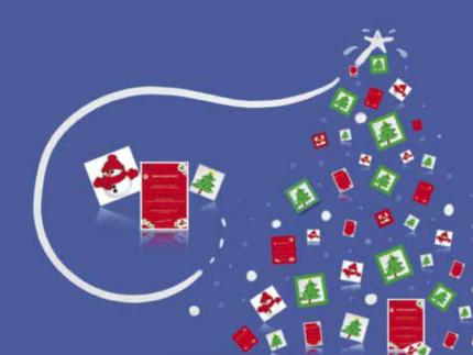 """""""Storie di Natale"""", copertina"""