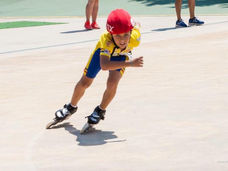 Filippo Zazzarini - Senigallia Skating Club