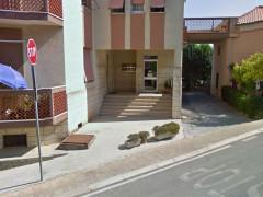 L'ambulatorio a Montignano di Senigallia, in via Garibaldi