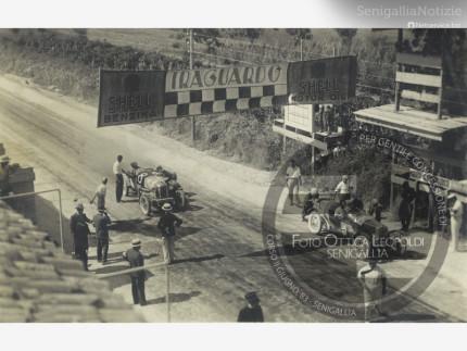Lo storico circuito motoristico di Senigallia - Foto Leopoldi