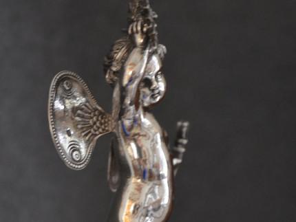 La lucerna di epoca napoleonica della Pinacoteca Diocesana di Senigallia appena restaurata