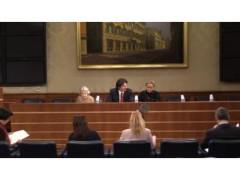 Al Senato si è riunito nuovamente l'Intergruppo parlamentare per eutanasia e fine vita. Da sx: Mina Welby, Marco Cappato e Silvana Amati