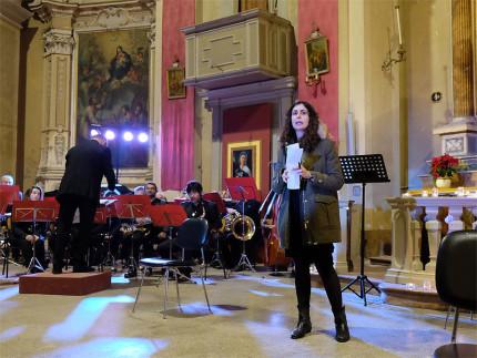 L'evento di natale del Rotaract Senigallia alla chiesa della Maddalena