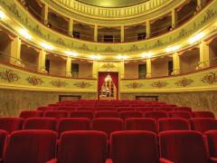 Il teatro La Vittoria di Ostra