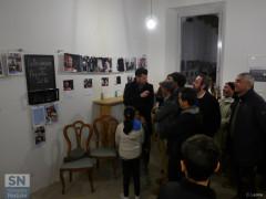Presentazione al Cafe Zepplin del Calendario dei Popoli 2016