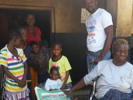 """L'orfanotrofio """"Horfanage Mahanaimi"""" in Sierra Leone e gli aiuti ricevuti da """"I Compagni di Jeneba"""""""