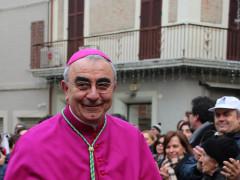 Mons. Francesco Manenti - Vescovo di Senigallia