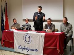 L'incontro tra gli operatori balneari di Oasi - Confartigianato con il sindaco di Senigallia