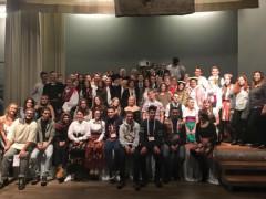 Christmas in Europe con il Panzini