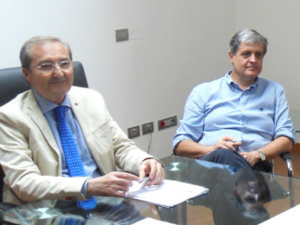 Bruno Stronati e Massimo Mariani