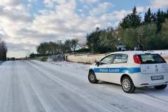 La Polizia locale dell'Unione dei comuni Misa-Nevola
