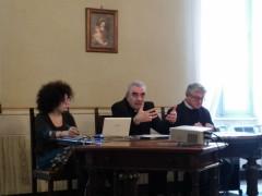 Il Vescovo di Senigallia Francesco Manenti incontra gli operatori della comunicazione