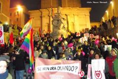 Manifestazione di sabato 23 gennaio ad Ancona #svegliatiitalia
