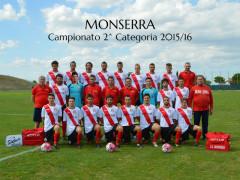 Monserra calcio 2015/16