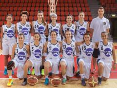 La prima squadra del Basket 2000 Senigallia - stagione 2015-16