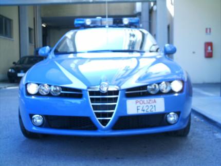 Auto della Polizia, Polizia, 113