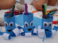 Attività allo Spazio bambini Mary Poppins - Senigallia