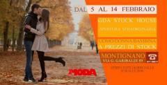 Apertura domenicale febbraio 2016 per GDA Moda - Stockhouse Montignano di Senigallia