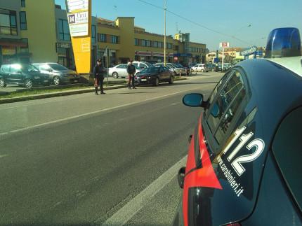 Controlli dei Carabinieri a Marzocca di Senigallia