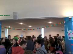 La festa di carnevale a Trecastelli