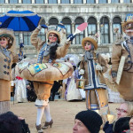 I Bagnanti di Senigallia, la maschera più bella del Carnevale di Venezia 2016