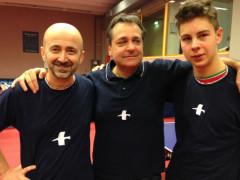 Squadra del Tennistavolo Senigallia