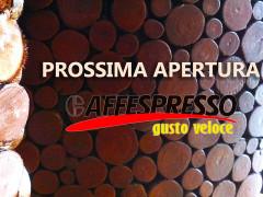 Caffespresso - prossima apertura