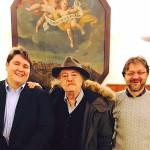 Emanuele Lodolini, Bruno D'Arcevia, Andrea Bomprezzi