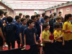 Torneo Csi di tennistavolo