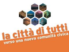La Città di tutti-Logo incontri 2016