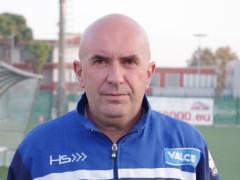 Marco Piccini, allenatore dei giovanissimi 2015/16 del Senigallia Calcio