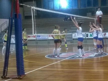Volley: il match tra San Severino Marche e Senigallia