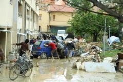 Alluvione 3 maggio 2014 -Foto Lorenzo Ceccarelli