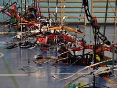 """Tutto pronto per il 35° trofeo di tiro con l'arco indoor """"Città di Senigallia"""""""