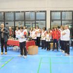 """Le premiazioni del 35° trofeo di tiro con l'arco indoor """"Città di Senigallia"""""""