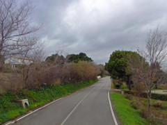 Via Berardinelli, a Senigallia