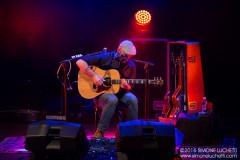 Frankie Chavez in concerto a Matelica - foto di Simone Luchetti