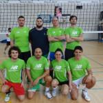 Memorial di Volley Daniele De Duonni: la formazione Dobrasil
