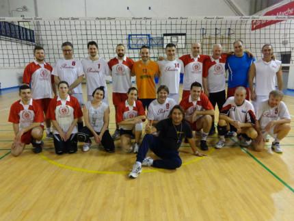 Memorial di Volley Daniele De Duonni: le formazioni Pomodoro e Carabinieri