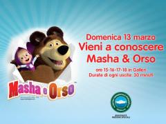Masha & Orso al Centro Commerciale Ipersimply di Senigallia